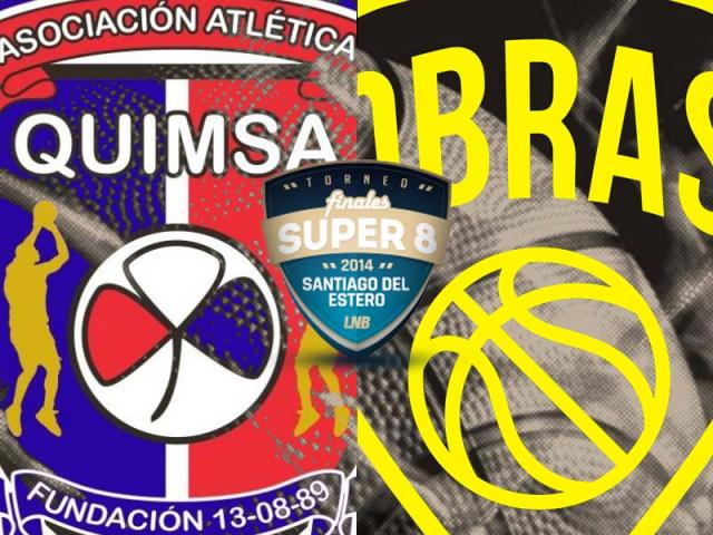 Quimsa - Obras (Final – Super 8)